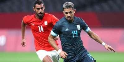 Egypte - Argentine, 0-1