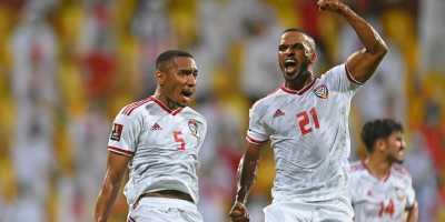 Emirats arabes unis : Les Al Sukoor  déterminés avant le début du toisième  tour des éliminatoires du Mondial 2022 (photo AFC.com)