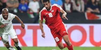 Oday Dabbagh : l'attaquant international palesinien en route pour le championnat du Portugal (photo afc.com)