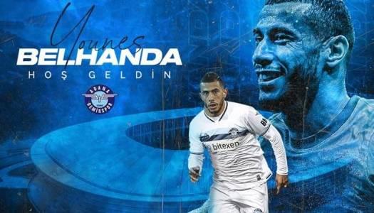 Option Adana Demirspor pour Belhanda