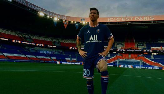 Messi a la même ambition que Paris