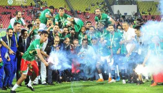 Raja-Ittihad  Jeddah: un titre et un jackpot en jeu