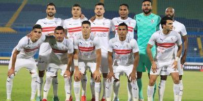 Zamalek : champion d'Egypte 2020-2021 ( photo page facebook du Zamalek)