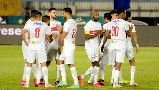 Egypte (PL) Le Zamalek à un souffle du titre
