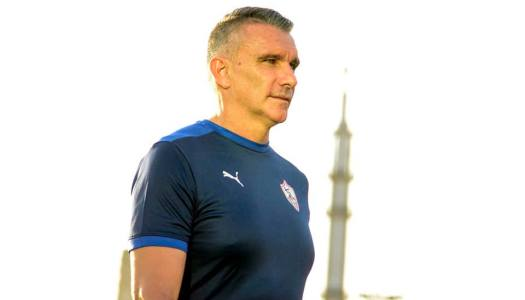 Zamalek : le retour gagnant de Carteron