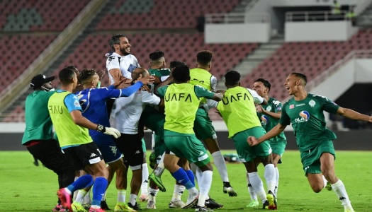 Ligue arabe 2020 : le Raja couronné !