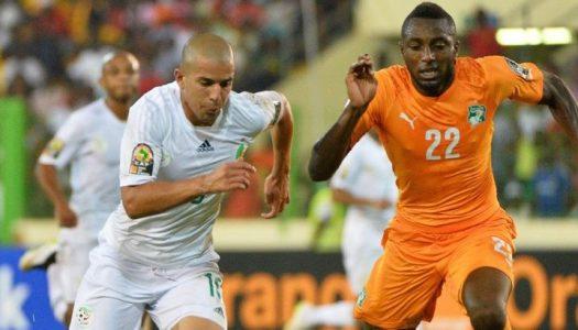 CAN 2021 : Algérie-Côte d'Ivoire au 1er tour !