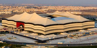 Al Bayt Stadium : on y disuptera le match d'ouverture Qatar-Bahreïn et la finale de la Coupe arabe des naions FIFA 2021