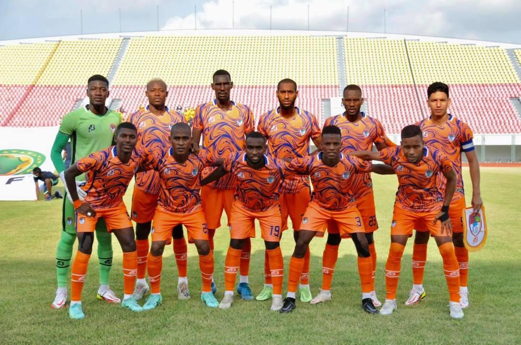 Le FC Nouadhibou ramène un bon nul de