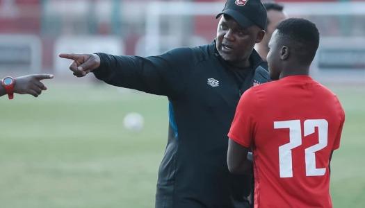 Ahly :  Mosimane veut la jouer comme Zidane