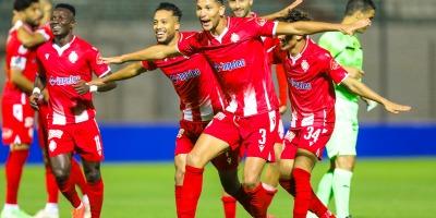 Wydad Casablanca :  les prémices d' une bataille  acharnée avec le Raja pour le titre 2022  de la Botola ( photo page Facebook WAC))