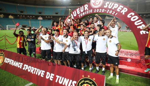 Supercoupe Tunisie (2021) : 1re levée pour Jaïdi