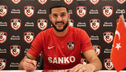 Gaziantep FK : El-Messaoudi arrive d'Eredivisie