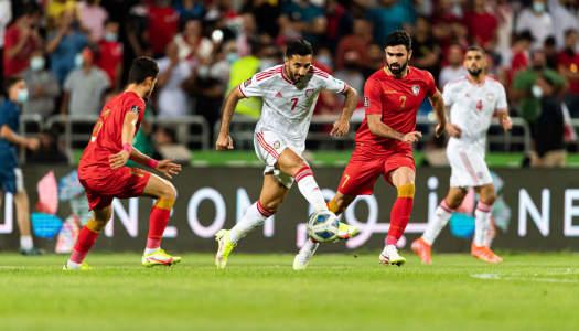 Mondial 2022:  Emirats, Syrie et Irak décrochés …