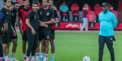 Al-Ahly: l'équipe de Pitso Mosimane doit une revanche à ses fans aroès le semi échec de Niamey ( photo (page Facebook Ahly)