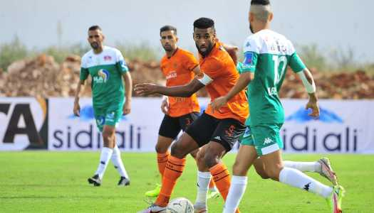 Maroc (J5): surprise, Berkane s'impose au Raja!