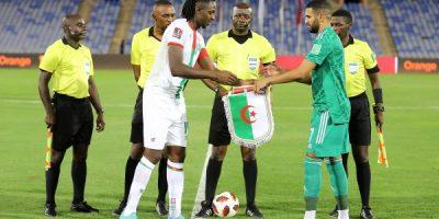 Burkina Faso - Algérie, 1-1 à Marrakech e septembre dernier