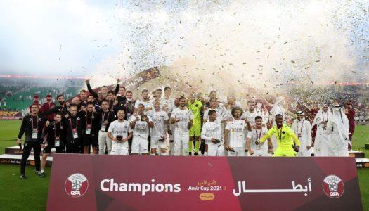 Qatar : La Coupe du Prince pour Al-Sadd