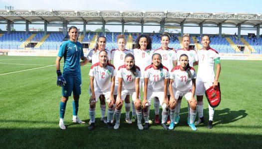 CAN 2022 -Dames :  Débuts  éliminatoires