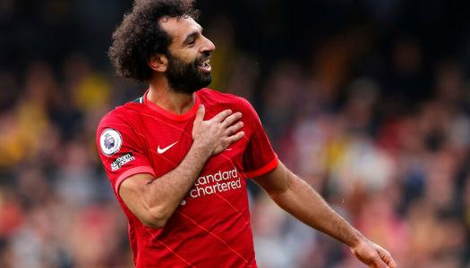 Salah ne se verrait pas 'jouer contre Liverpool»