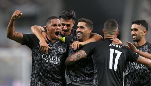 Qatar (J5) : Bounedjah-Ayew, c'est du lourd