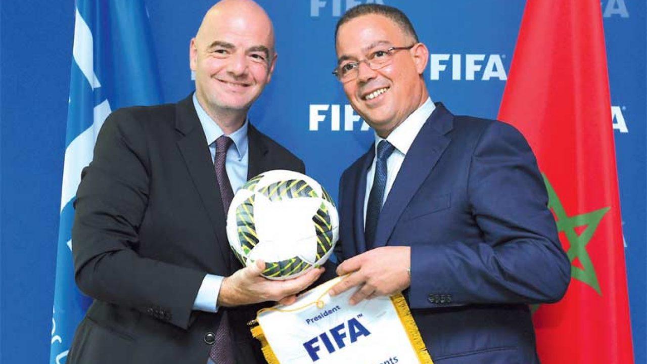 CAF: Fouzi Lekjaa est déja en campagne